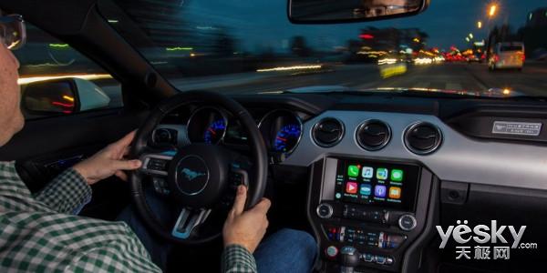 苹果公布车载系统CarPlay支持车型突破100
