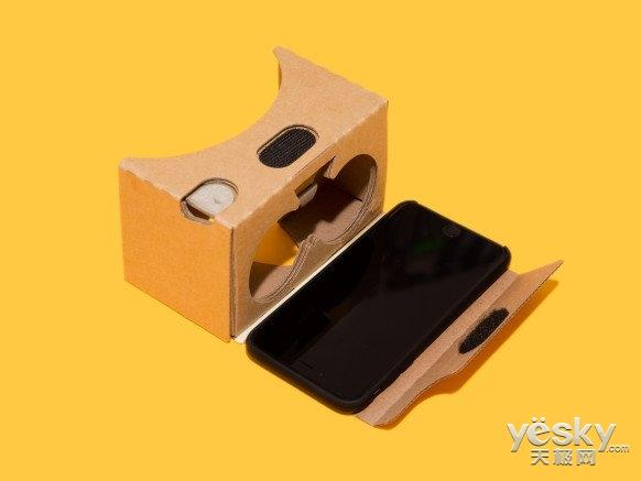 谷歌推出安卓版VR探险应用 发力教育市场