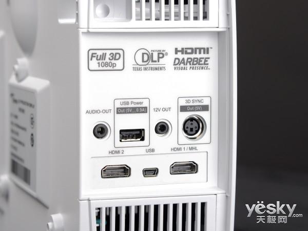 尽享1080P 3D震撼影像 奥图码HD200D评测