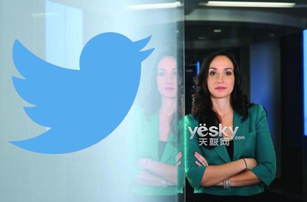 前美国运通高管伯兰加盟Twitter公司 任CMO