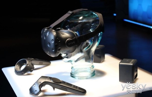 HTC Vive头盔12款首发游戏曝光 第三方出品