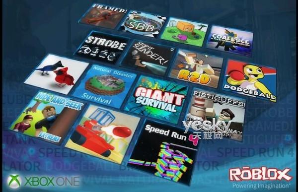 创意游戏《ROBLOX》登陆微软Xbox One商店