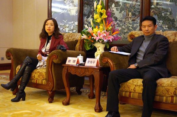 专访中兴俞锦:惠农、富农 实现产业报国
