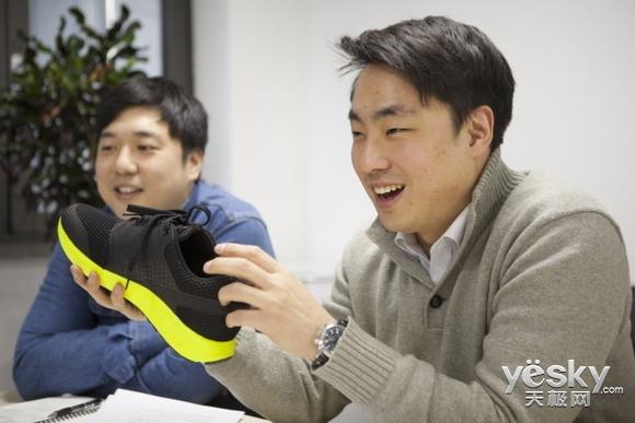 MWC2016 三星将推出新型Iofit智能运动鞋