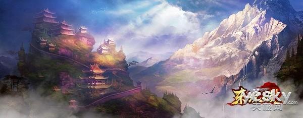祖龙娱乐东方不败将于25日开启删档付费测试