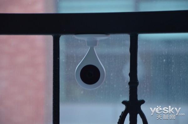 新火试新茶 360智能摄像机夜视版测评