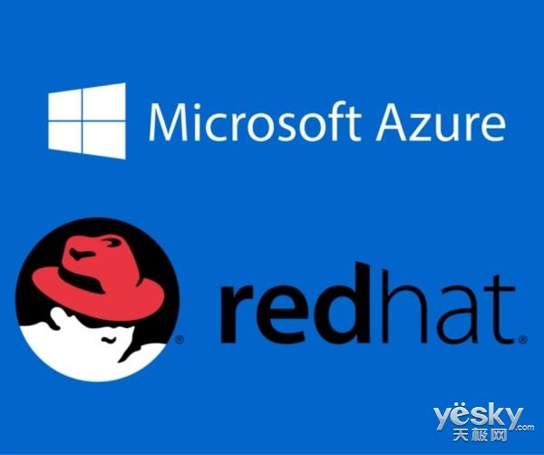合作落地 微软Azure提供RHEL销售许可