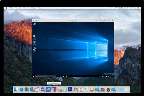 Parallels Desktop截图1