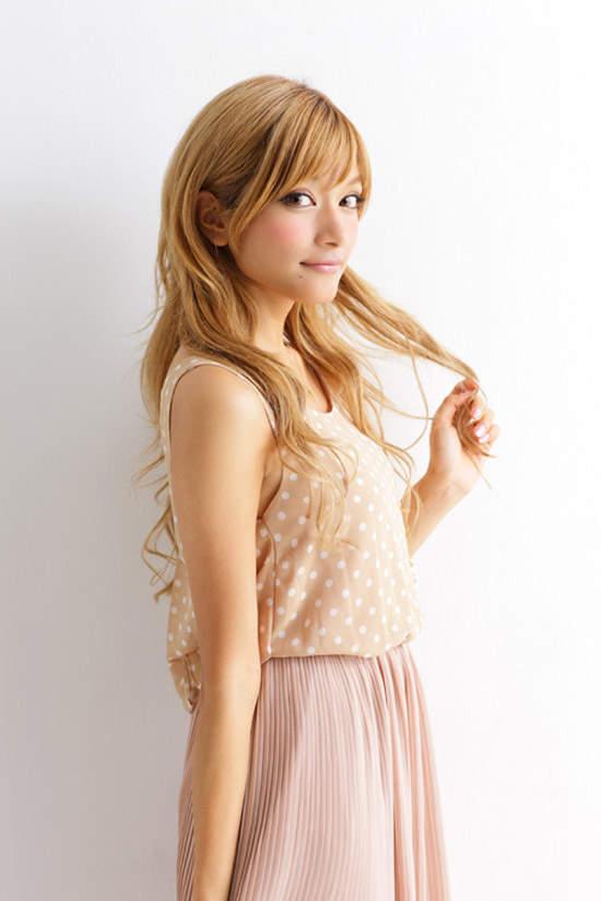 《完美胸形日本女星》网友最漂亮的美胸排行榜 - 图片6