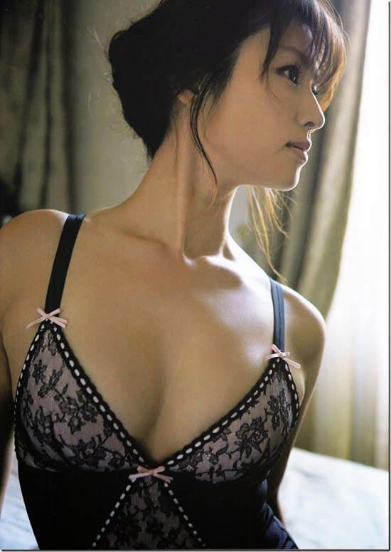 《完美胸形日本女星》网友最漂亮的美胸排行榜 - 图片7