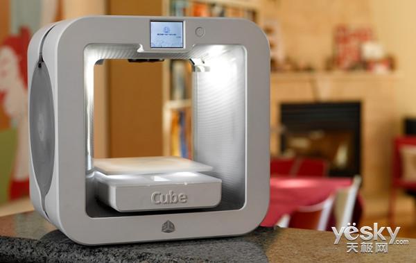 拨开云雾见月明 3D打印行业的破冰之旅