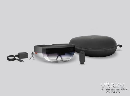 微软HoloLens开发套装将于3月30日正式发售