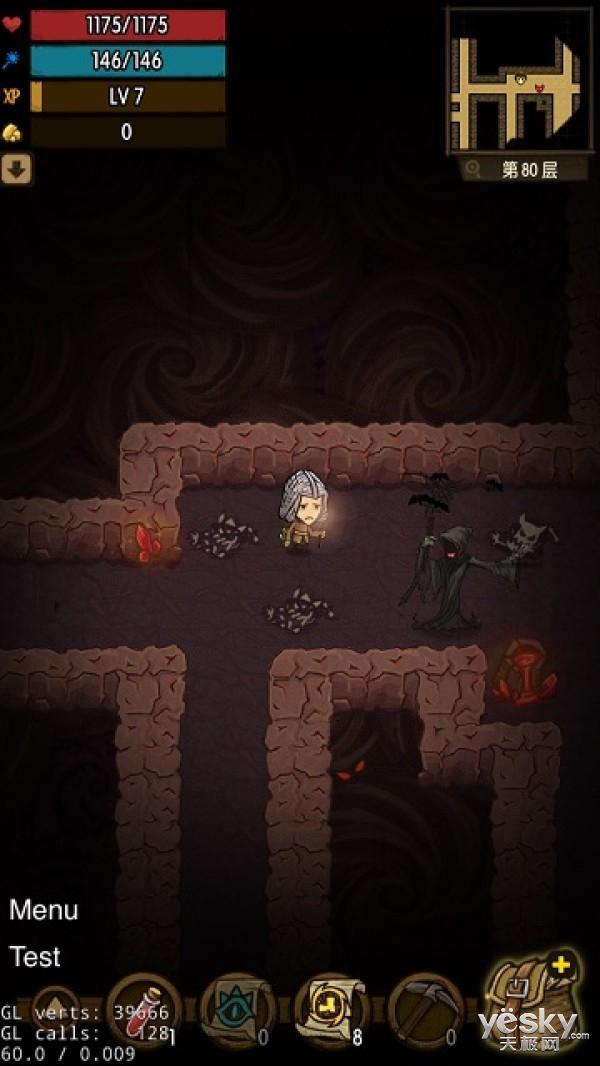 线绘式暗黑主义 贪婪洞窟独立游戏独特气质