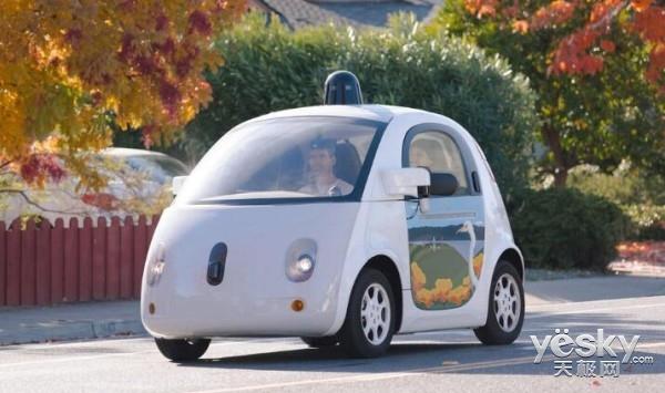 传谷歌无人驾驶汽车部门正大规模招兵买马高清图片