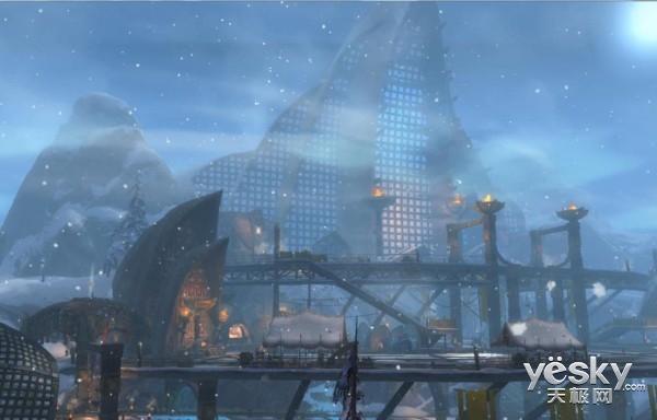 我愿带你看遍良辰美景《激战2》风景点纵览