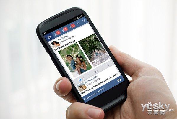 Facebook Lite应用用户量达1亿 上线仅9个月