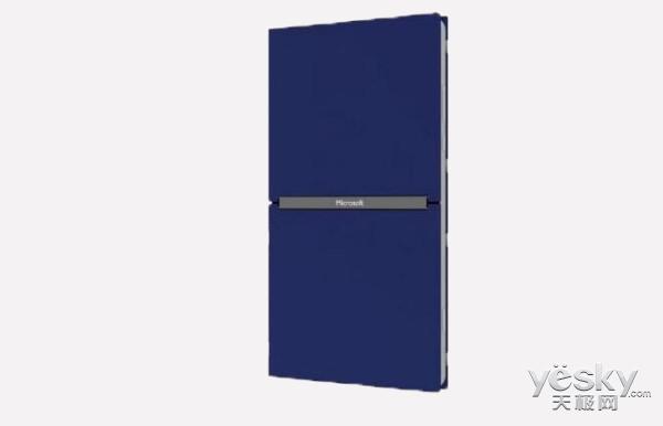 微软Surface Phone概念机再爆 支持3D Touch
