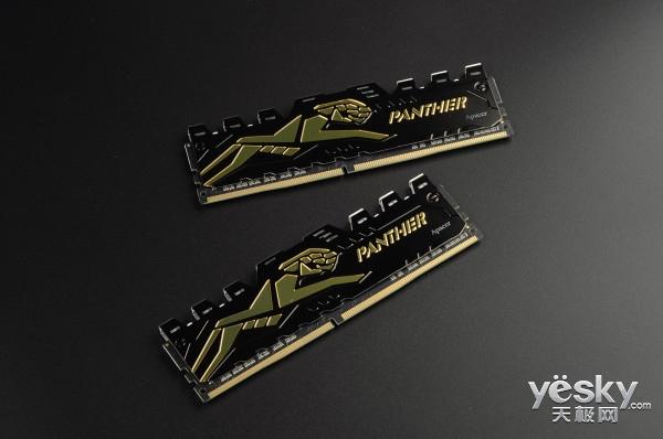 气势非凡 宇瞻黑豹PANTHER DDR4内存评测
