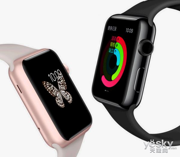 iWatch就换了个表带?苹果发布会要闹哪样