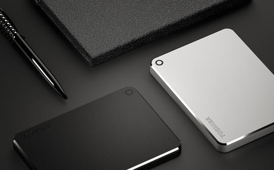 【玩】东芝推出全新CANVIO PREMIUM移动硬盘
