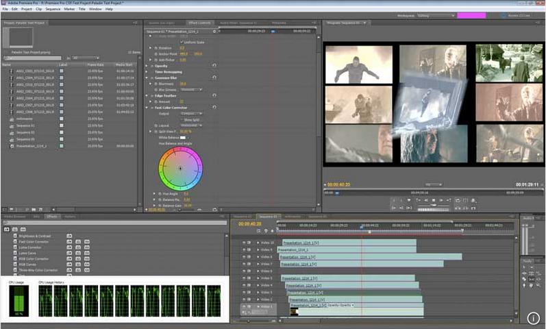 Adobe Premiere Pro截图1