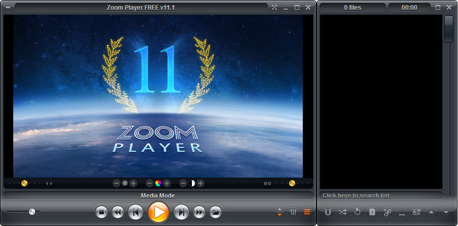 Zoom Player Free截图4