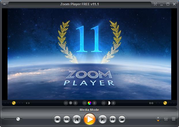 Zoom Player Free截图2