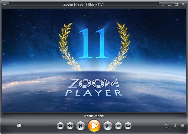 Zoom Player Free截图1