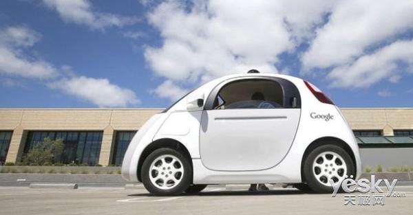 高管已加盟谷歌无人驾驶汽车团队高清图片
