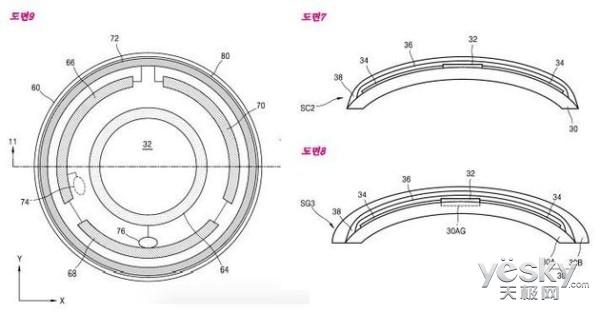三星获得智能隐形眼镜专利 支持眨眼控制