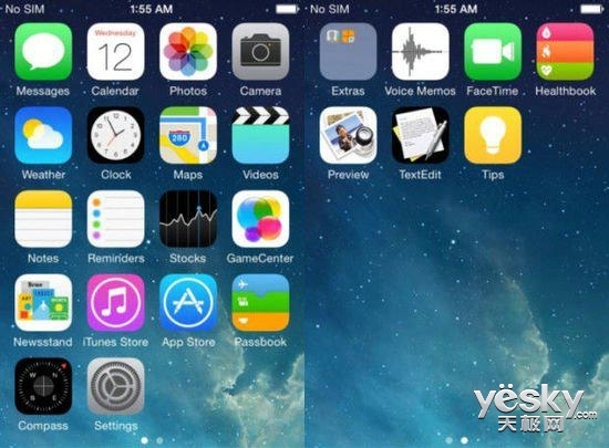 iTunes元数据暗示部分iOS预装应用可卸载