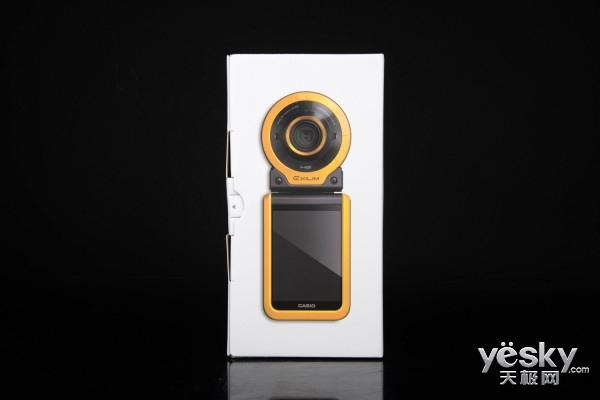 【玩】酷玩一夏 卡西欧EX-FR100数码相机外观评测