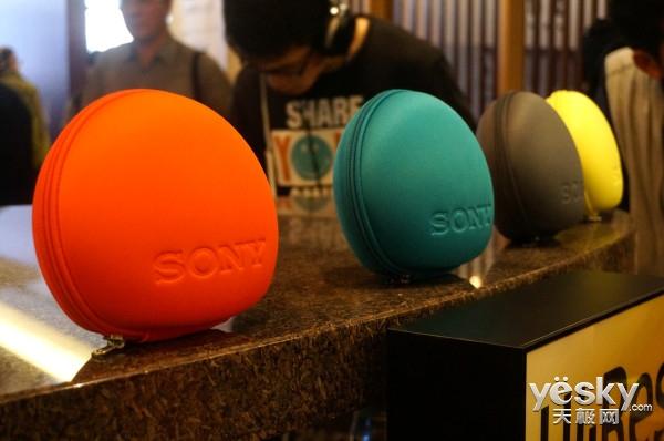 SIAV2016:索尼展示全新h.ear系列新品