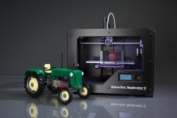 工业级3D打印机销量下降