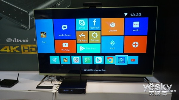 海美迪携新品闪耀香港环球资源电子产品展