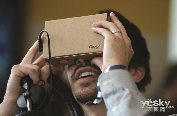 外媒:谷歌Android N将支持虚拟现实模式