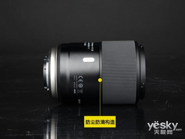 极美微距 腾龙SP90mm F/2.8镜头外观评测