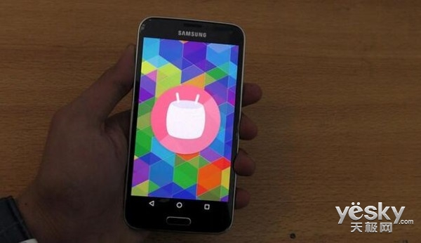 三星Galaxy S5国际版获得Android 6.0更新