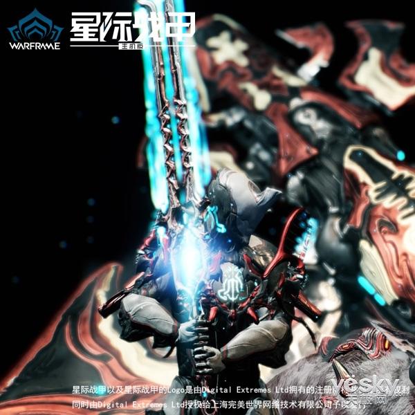 《星际战甲》PS4装逼指南 超酷装甲能量满满