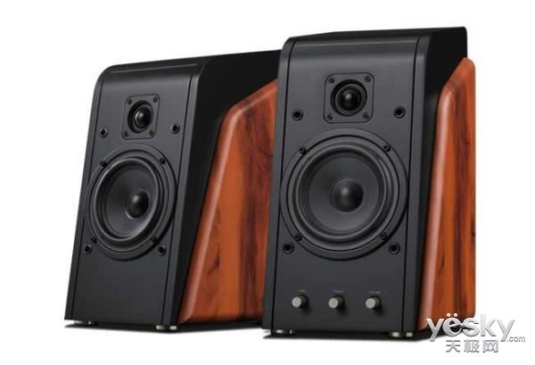 延续经典 HiVi惠威M200A HiFi 2.0声道音箱