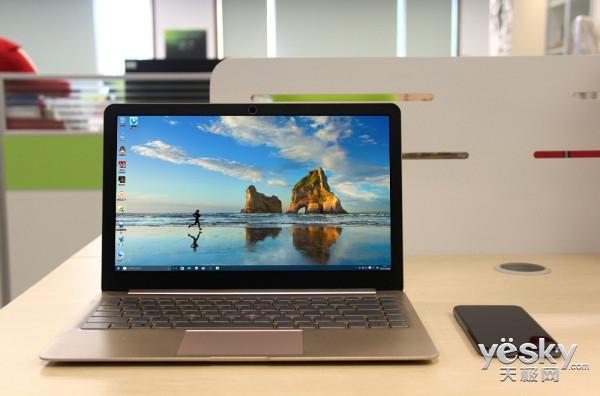 这就是实力!乐凡S1超极本在微软商城上架