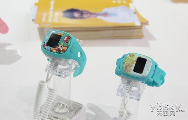 卫小宝携多款儿童智能手表重磅亮相CE China