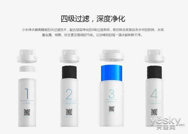 每天喝上纯净水 热卖净水器产品分享