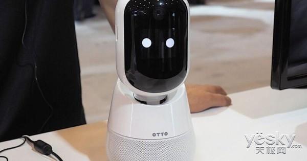 语音上网设备三星Otto现身 堪比亚马逊Echo