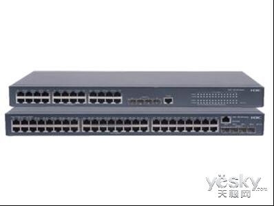 入门交换机 H3C S5120-52P-LI促销3900元