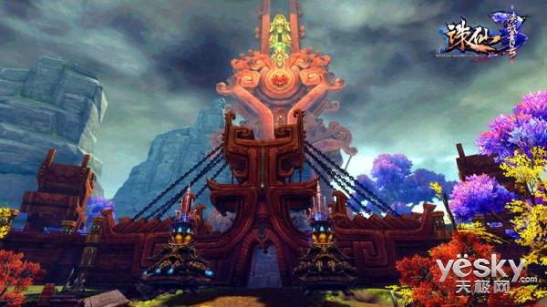 《诛仙3》九周年新版本今日首曝