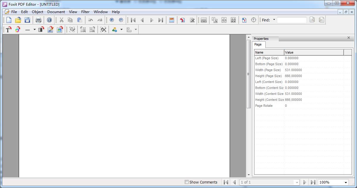 Foxit PDF Editor截图2
