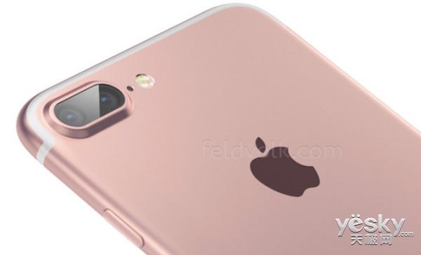 郭明池:iPhone 7 Plus配备双镜头/3GB内存