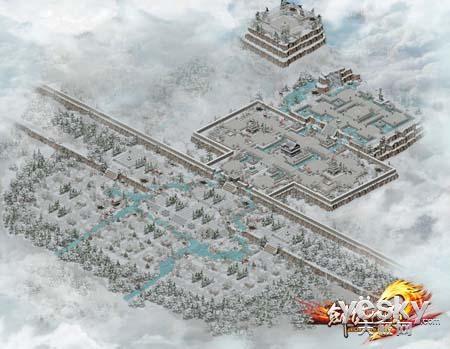 冰雪战场生死对决 剑侠世界2寒武遗迹上演