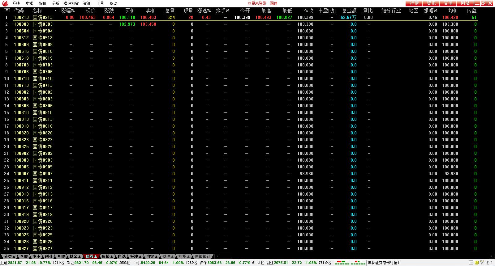 国联证券合一版截图3